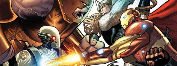 Avengers Versus Thunderbolts