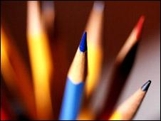 Pencils. Pic: Eyewire