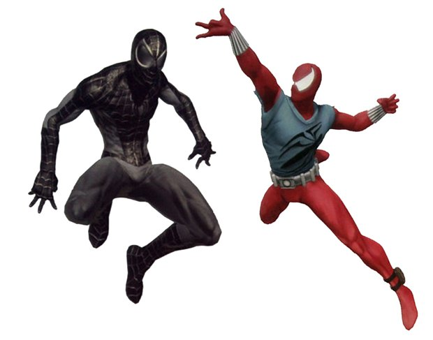 spiderman shattered dimensions alternate costumes revealed